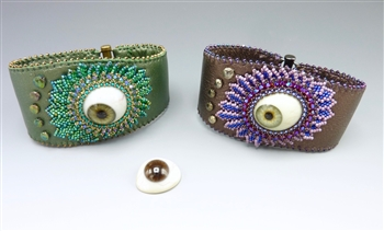 """Keep an Eye on It"" Bracelet Kit, eye 57"