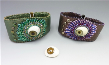 """Keep an Eye on It"" Bracelet Kit, eye 7"