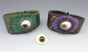 """Keep an Eye on It"" Bracelet Kit, eye 75"