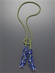 True Blue Lariat, original color way