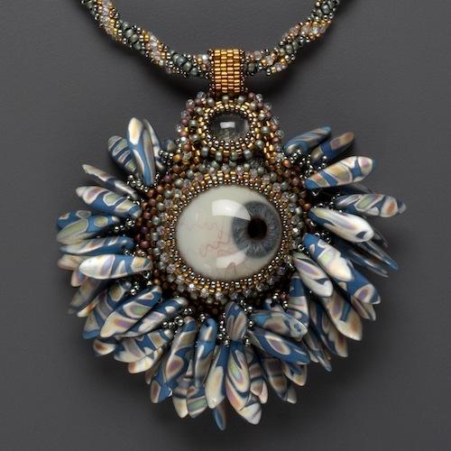 Eye Spy Necklace Pattern