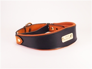 Leather Martingale Collar l Custom Leather Martingale Dog Collar