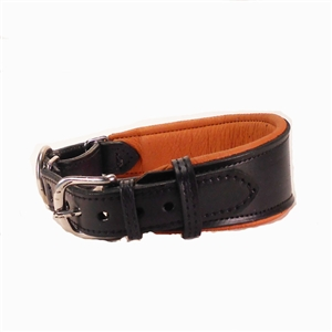 JASPER FANCY MARTINGALE LEATHER COLLAR