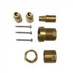 American Standard M962263-0070A Deep Rough-In Kit for Three Handle Tub/Shower Valves