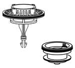 American Standard M964946-0070A Piston Assembly