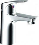 Briggs B461 Single-handle bath faucet with single hole mount, Chrome