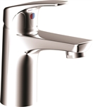 Briggs B461BN Single-handle bath faucet with single hole mount, Brushed Nickel