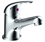 Briggs B471 Single-handle bath faucet with single hole mount, Chrome