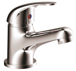 Briggs B471BN Single-handle bath faucet with single hole mount, Brushed Nickel