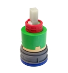 Sayco R200CC Single Control Ceramic Disc Cartridge with Pressure Balance Spool for Sayco Classic R200 Valves