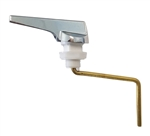 Case SP-6 Toilet Tank Trip Lever, Chrome