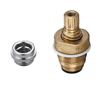 Central Brass K-454-C Stem and Seat for Two Handle Faucets