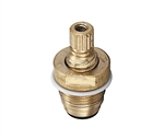 Central Brass K-454-ER Stem for Two Handle Faucets, Hot