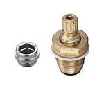 Central Brass K-454-H Stem and Seat for Two Handle Faucets