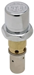 Chicago Faucets 333-XPSHJKABNF Push Button Operating Cartridge for Self Closing Faucets.
