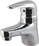 Chicago Faucets 410-E37VPPOABCP Single Lever Mixing Faucet with Pop-up Waste, 0.35 GPM (1.3 L/min)