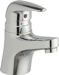 Chicago Faucets 410-E64VPABCP Single Lever Mixing Faucet. 1.0 GPM (3.8 L/min)