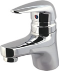Chicago Faucets 410-T45E39VPABCP Single Lever Thermostatic Mixing Faucet. 0.35 GPM (1.3 L/min)