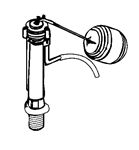 Eljer 495-0250-00  - Float Valve