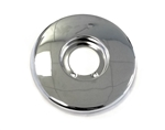 Bradley Bradtrol Shower Escutcheon Plate, Polished Chrome. Replacement for Bradley 300-0379
