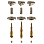 Colony Three Handle Tub and Shower Rebuild Kit for American Standard