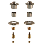 """R"" Series Two Handle Tub and Shower Rebuild Kit for American Standard"