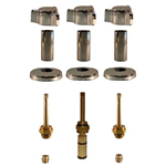 2-Handle Tub and Shower Rebuild Kit for Indiana Brass - IN113KIT