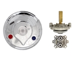 Sterling Single Handle Tub and Shower Rebuild Kit. This rebuild kit includes new cartridge and trim kit for Sterling single handle tub and shower faucets.
