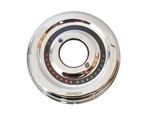 Gerber 97-017 Escutcheon Plate for Gerber Hardwater Pressure Balance Shower Valves, Chrome