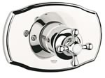 Grohe 19 707 BE0 Seabury Pressure Balance Valve Trim, Polished Nickel InfinityFinish Finish