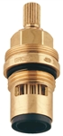 Grohe 45882000 Hot Water Ceramic Cartridge for all two handle kitchen and lavatory faucet models. Clockwise Close