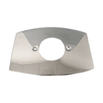 American Standard Aquarian Shower Escutcheon Plate, Polished Chrome - ESC57864