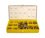 100pc Bibb Seat Repair Kit, Low Lead AB Brass - SK100LF