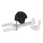 Eljer Toilet Flush Ball Kit with Bracket and Lever Arm - 68-7215