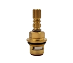 Artistic Brass Ceramic Cartridge, Hot - AB11-9029H