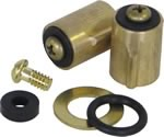 Kohler Valvet Stem Repair Kit with Brass Plungers (6 pieces) - KIT9750