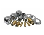 Eljer Rebuild Kit for Three Handle Tub and Shower Valves - RBK1643