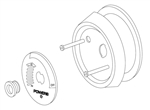 Powers 410-445 - Dial Assembly Kit
