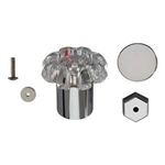 Powers 420-481 - Plastic Knob Kit for Hydroguard Series 420 Thermostatic Valve Models 4-6