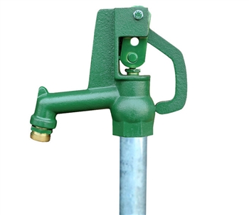 Prier C-250-1 - 1 Ft. Heavy Duty Variable Flow Ground Hydrant