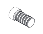 Rohl 189375 Standard Threaded Mounting Sleeve for RCT-1 And RCT-2 Pressure Balance Rough Valves