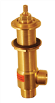 Santec P0495 Hot Roman Tub Valve