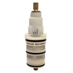Sigma 18.30.352 1/2-inch Exposed Thermostatic Cartridge, 20pt