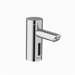 Sloan EAF-250-ISM CP - Battery Powered, Sensor Activated, Electronic Hand Washing Faucet for pre-tempered or hot and cold water operation.