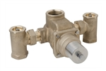 Symmons 7-1000 TempControl Thermostatic Mixing Valve - 1-1/2 inch female NPT inlet, 2 inch female NPT outlet