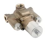 Symmons 7-102 TempControl Thermostatic Mixing Valve - 1/2 inch female NPT inlet, 1/2 inch female NPT outlet