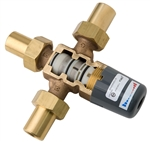 Symmons 7-225-CK-F Maxline Thermostatic Mixing Valve with 1/2 inch Female NPT Connections