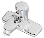 Symmons SLC-6000 SCOT Metering Faucet for 4 inch Center Deck Mount Installations