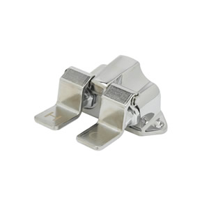T&S Brass B-0502 Double Pedal Valve, Inlets 2-1/2 inch Centers, 1/2 inch NPT Inlets And Outlets