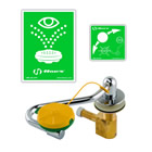 T&S Brass EW-7611 Swing-Away Eyewash Unit, Deck Mount